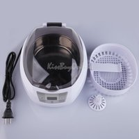 Wholesale 750ml Digital Ultrasonic Cleaner Glasses Watch Jewelry VCD Cleaning Machine K5BO