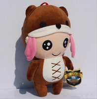 animal games online - new cm League of Legends teemo Plush Toys LOL Stuffed Animals Toy Children Online Video Game Cartoon Plushed Dolls