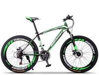 bike mountain - Men Women High Quality Mountain Bike Speed Inch Double Disc Brake Bicycle Fashion Road Bike YZS010