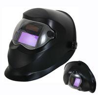 Wholesale Welding Helmet Mask Solar Auto Darkening Welding Helmet Arc Tig Mig Mask Weld Welder Lens Grinding Mask black