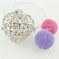 beautiful fragrances - Beautiful Love Heart Locket Aromatherapy Essential Oil Perfume Fragrance Diffuser Beauty