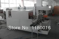pe shrink film - Automatic PE Thermal Shrink film Packaging Machine for purified water and drinks packing