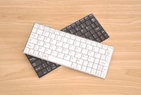 Wholesale Rechargeable mini Ultra thin Bluetooth Wireless Keyboard for Tablet Laptop Computer phone Support Android Windows