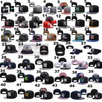 snapback wholesale - 2016 Sport Cap Team Snapback Adjustable Baseball Football Hat Caps Women Men s Fitted Hat Accept Mix Order Send by DHL or EMS