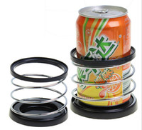 Wholesale Car cup holder Car Vehicle Beverage Bottle Can Drink Cup Holder Stand Clip Accessories Drink Holder