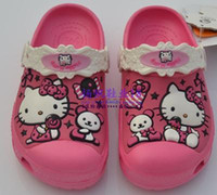 army shoes for kids - Kids Rubber Mules Clogs Summer Children Shoes For Boys Girls Beach Sandals Breathable Kids Outdoor Slippers Children s Footwear many style