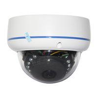 Wholesale New MP HD P Mini Network IR Cut Dome IP Camera Vandalproof Night Vision P2P H Indoor ONVIF IPCC D10 F1104B