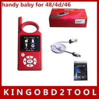 audi baby - 2015 new arrival Handy Baby Hand held Car Key Copy Auto Key Programmer for D Chips CBAY Handy Baby on hot sales