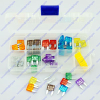 Wholesale ATS Mini Blade Fuse Kit Plier Auto Car Van Suv Truck Bus Boat RV V V A A