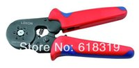 Wholesale HSC8 Mini type Self adjustable crimping Plier mm2 AWG