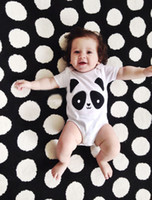 bear jumper - New cute babies onesies cloud rainy newborn baby soft clothes infant one piece jumpers kids jumpersuits bear bodysuit top quality