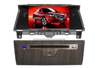 accord gps - 8 inch Special Car DVD Player For Honda Crosstour with GPS IPOD Bluetooth High definition screen