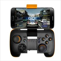 android games pack - Wireless Bluetooth Game Controller Gamepad Joystick For Android iOS Phone joystick Tablet PC TV box Retail Packing