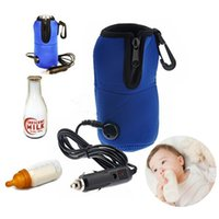 Wholesale Universal Travel USB Baby Bottle sterilizer Kid Bottle Warmer Heater in Car or PC With Temperature control