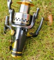 Cheap Bait runner reel Free runner Fishing reel Spinning reels SW5000 5.2:1 metal fishing reel with extra spool