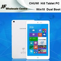 Wholesale CHUWI Hi8 Windows Dual Boot inch Tablet PC Android GHzQuad Core Intel Z3736F GB GB Dual Camera MP Bluetooth