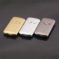 bentley lighters - Bentley ultrathin windproof lighter Christmas gift