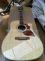 chibson - OEM factory guitars Chibson hummingbird mixture acoustic guitar single cutaway Hummingbird electric acoustic guitar ovangkol