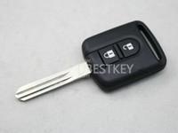 Wholesale original quality car remote key locksmithing NSN button auto key Japan car key remote control mhz ID46 chip