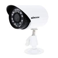 Wholesale KKMOON TVL Cameras CMOS mm Lens Weatherproof IP66 LEDs Outdoor Indoor Home Security CCTV Bullet Camera Kit S416