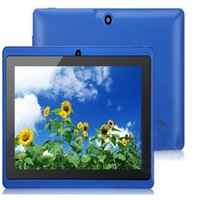 Wholesale 7 inch tablet pc A23 Dual Core Android MB GB Dual Camera Allwinner GHz WIFI Touch Screen Android Tablets PC