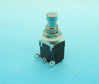 Wholesale Details about x Pin SPDT Latching Foot Switch Solder Leg for Guitar Effects Pedal NEW