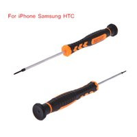 Wholesale Disassembling Tool Superb New Arrival Repair Open Tool Screwdriver Only for iPhone Samsung HTC