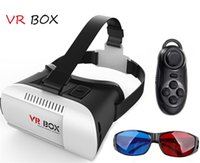 Wholesale Cheap VR BOX VR VR Headset D Glasses Bluetooth Controller for