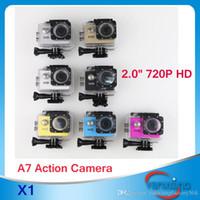 Cheap SJ4000 Waterproof Camera Best A7 720P HD