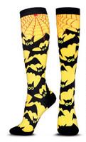 bear things - Tall Women Fashionable knitting Socks New Models Things Cartoon socks Gaotong Bat Super Mario Penguin Polar Bear