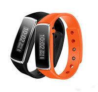 Wholesale Smart Wristbands V5 Smartband Waterproof Bluetooth Fitness Tracker Health Bracelet Sports Wristband Fitbit For Android IOS Phone