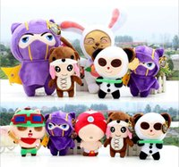 Wholesale 11 styles cm League of Legends plush toys dolls LOL Figures dolls toys LOL soft plush stuffed toy doll Best gift for kids LJJF4
