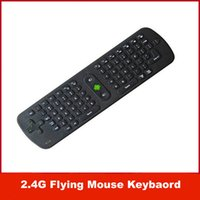 Wholesale Mini Wireless G Flying Mouse Keybaord for Andriod Google Smart TV Box Dongle