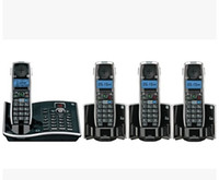 Wholesale New Arrival GE FE4 GHz Digital DECT Cordless Phones Featuring GOOG Integrated with Answering Machine handsets
