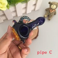 picture glass - 2015 Manufacturer smoking glass pipes new design picture hand pipes glass smoking pipe hand pipes spoon pipe vs glass bongs mothership glas