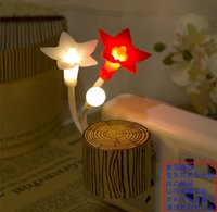 Wholesale Hot beautiful Fashion OPCLED Night Light mini night lamp Mushroom Lamp with Plug for All Occasions for Festival Light Decoration Babyroom