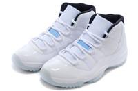 Wholesale New Legend Blue Basketball Shoes Men Size High Quality Mens Sports Shoes Men Trainers Athletics Boots Legend Blue Sneakers