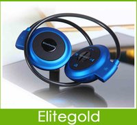 Cheap Stereo Mini-503 Sports Neckband Elastic Folded Stereo Wireless Bluetooth 2.1 Headset For Iphone Samsung HTC LG