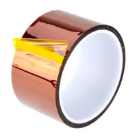 Wholesale 5cm m High Temperature Heat Resistant Tape Polymide Tapes Adhesive Tape order lt no track