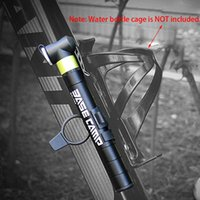 Wholesale High Pressure bar psi Bike Pump Cycling Pump Ultralight Bicycle Air Pump Aluminum Alloy Mini Portable Bike Tire Inflator