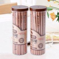 Wholesale 50 Pieces a Set School Supplies Wooden Pencils