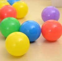 air bounce - Eco Friendly Colorful Soft Water Pool Ocean Wave Ball Baby bouncing ball stress air ball outdoor sports pool toys