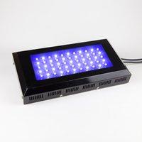 Бесплатная доставка 55 * 3W свет аквариума СИД Dimmable для коралловых рифов Fish Tank
