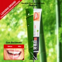Wholesale Bamboo Charcoal Mint Toothpaste Teeth Whitening g Black Mentha Tooth Paste Smoke Bad Breath Dental Care Product Oral Hygiene