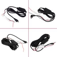 auto antenna adapter - GPS Hot m Micro USB DC to DC Car Auto Vehicle Power Inverter Adapter Converter Cable Straight or Angle head Left