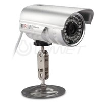 Wholesale 1 quot Color CMOS TVL IR CCTV Outdoor Waterproof Security Surveillance Camera