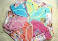 Wholesale Girls Underwear Hot Children Lace and Cartoon Character Printing Underwear Fashion Kids Cotton and Breathable Underwear