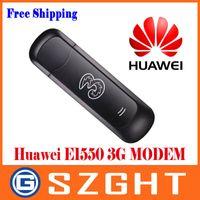 Wholesale Freeshipping Mbps Wirless HSDPA USB G Modem Huawei E1550 Wcdma