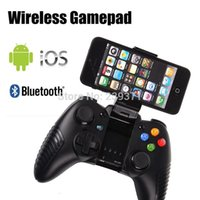 Wholesale Wireless G910 Bluetooth Gamepad for PC controle pc Joystick android gamepad Better than ipega controller pg freeshipping A5