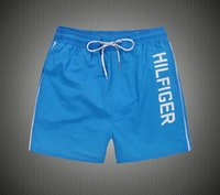 Wholesale SALE New Beach Shorts Quick Dry Knee Length Surf Cargo Short Pant Size M XXL